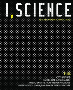 Issue 17, 'Unseen Science', out now on campus
