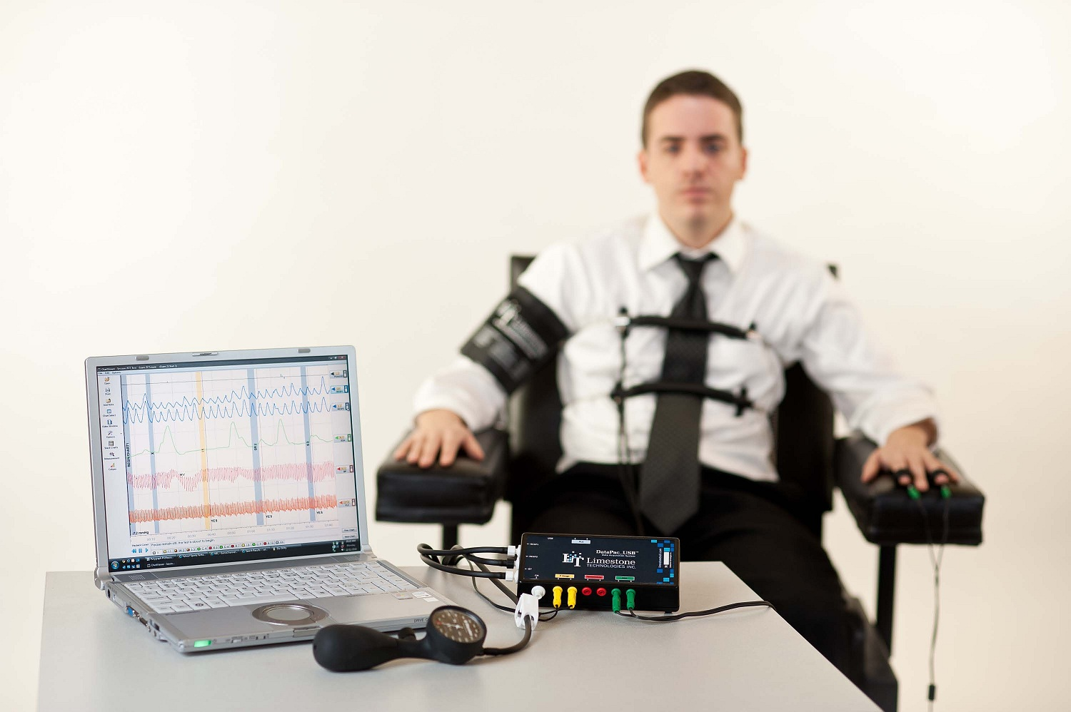 how to make a polygraph machine at home