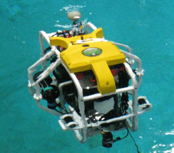 The Nessie 4 robot, which could become a Coralbot.