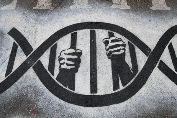 DNA Lock