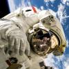wikicommons __ NASA, Astronaut Michael Fossum_850w