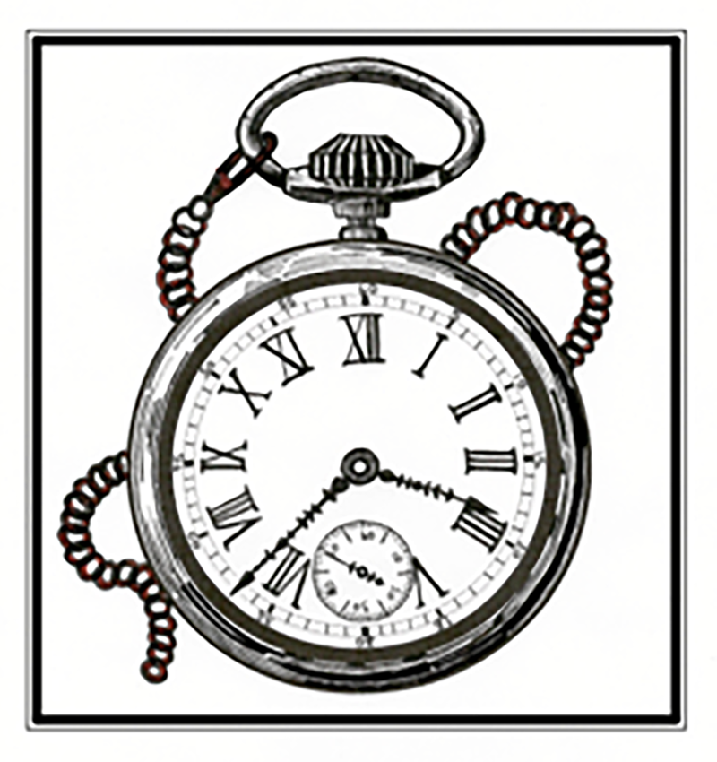 Pocket Watch Drawings: A Timeline Of Timekeepers
