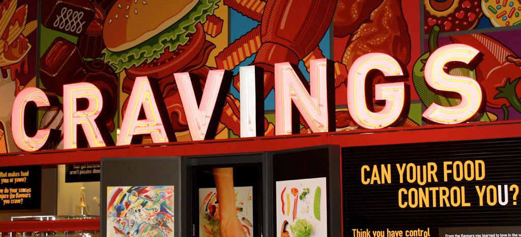 Cravings sign 1 Nic Rae 1024w