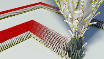 Classic dip pen nanolithography
