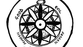 moral compass - paul downey  2892270262_91c53fd702_o