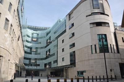 BBC London headquarters